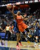 WNBA Connecticut Sun 77 vs Atlanta Dream 83 (50)