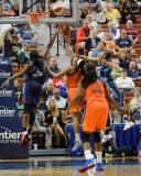 WNBA Connecticut Sun 77 vs Atlanta Dream 83 (8)