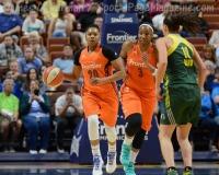 WNBA Connecticut Sun 77 vs Seattle Storm 76 (16)