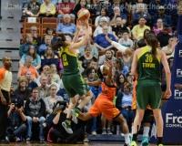 WNBA Connecticut Sun 77 vs Seattle Storm 76 (18)