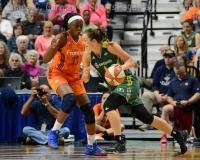 WNBA Connecticut Sun 77 vs Seattle Storm 76 (28)