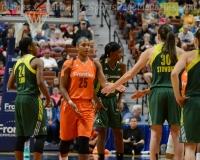 WNBA Connecticut Sun 77 vs Seattle Storm 76 (3)