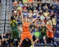 WNBA Connecticut Sun 77 vs Seattle Storm 76 (38)