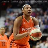 WNBA Connecticut Sun 77 vs Seattle Storm 76 (43)
