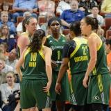 WNBA Connecticut Sun 77 vs Seattle Storm 76 (47)