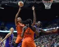 WNBA Connecticut Sun 92 vs Los Angeles Sparks 98 - (13)
