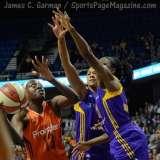 WNBA Connecticut Sun 92 vs Los Angeles Sparks 98 - (17)