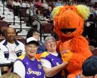 WNBA Connecticut Sun 92 vs Los Angeles Sparks 98 - (2)
