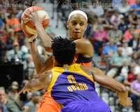 WNBA Connecticut Sun 92 vs Los Angeles Sparks 98 - (20)