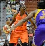 WNBA Connecticut Sun 92 vs Los Angeles Sparks 98 - (23)