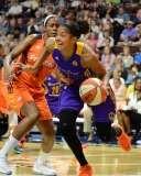 WNBA Connecticut Sun 92 vs Los Angeles Sparks 98 - (26)