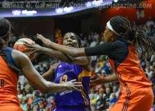 WNBA Connecticut Sun 92 vs Los Angeles Sparks 98 - (27)