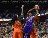 WNBA Connecticut Sun 92 vs Los Angeles Sparks 98 - (28)