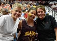 WNBA Connecticut Sun 92 vs Los Angeles Sparks 98 - (3)