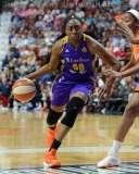 WNBA Connecticut Sun 92 vs Los Angeles Sparks 98 - (34)