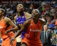 WNBA Connecticut Sun 92 vs Los Angeles Sparks 98 - (35)