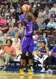 WNBA Connecticut Sun 92 vs Los Angeles Sparks 98 - (36)