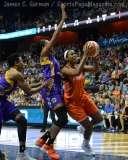 WNBA Connecticut Sun 92 vs Los Angeles Sparks 98 - (8)