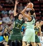 Gallery WNBA Seattle Storm 78 vs New York Liberty 86