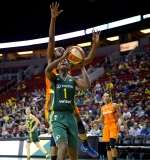 Gallery WNBA Seattle Storm 93 vs Connecticut Sun 81, May 28, 2016
