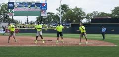 #11Gallery SAL Class A Baseball: Columbia Fireflies 7 vs Augusta Greenjackets 4