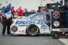 NASCAR- Spring Cup Series Practice