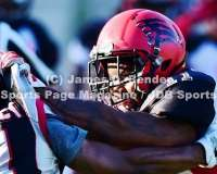 NEFL Football: Connecticut Panthers 20 vs Connecticut Militia 22