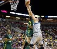 Gallery WNBA: Seattle Storm 71 vs. Minnesota Lynx 78