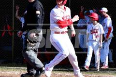 04-06 CIAC BASE; Wolcott vs. Woodland - Photo # 1024