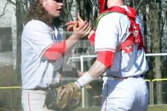 04-06 CIAC BASE; Wolcott vs. Woodland - Photo # 1162