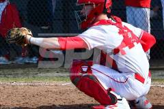 04-06 CIAC BASE; Wolcott vs. Woodland - Photo # 762