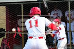 04-06 CIAC BASE; Wolcott vs. Woodland - Photo # 856