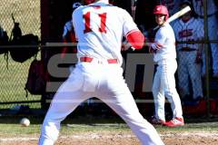 04-06 CIAC BASE; Wolcott vs. Woodland - Photo # 876