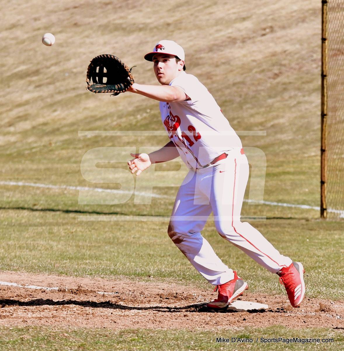 04-06 Gallery CIAC BASE; Wolcott vs. Woodland - Photo # 615