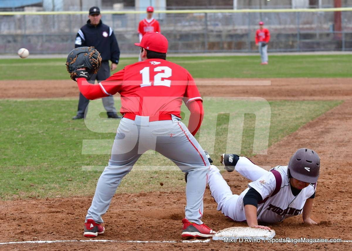 04-12 CIAC BASE; Torrington vs. Wolcott - Photo # (319)