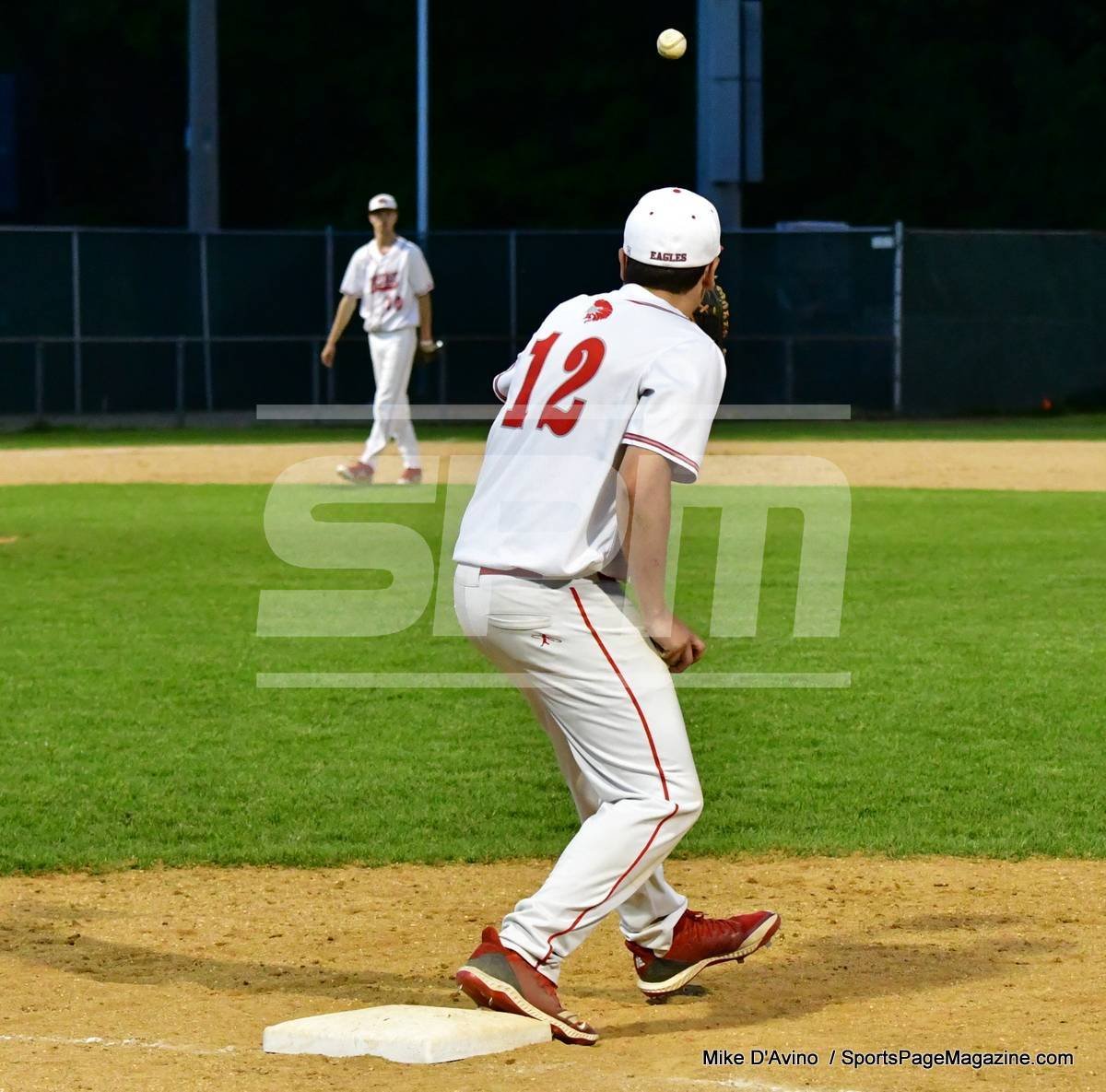 05-22 Gallery CIAC BASE; Wolcott vs. ST. Paul - NVL T. SF's - Photo # 1096