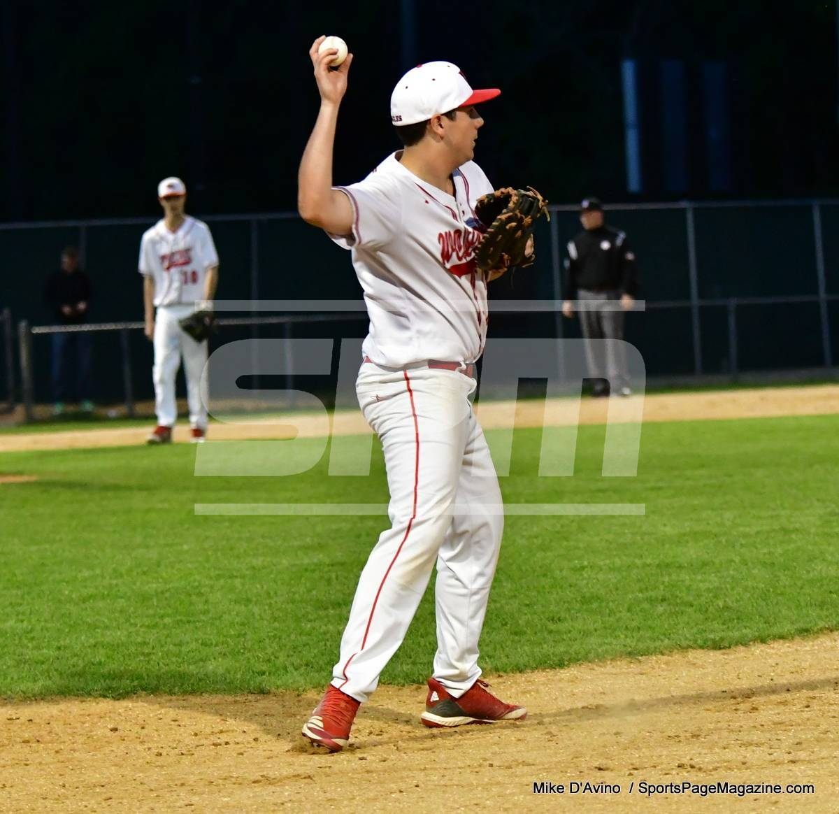 05-22 Gallery CIAC BASE; Wolcott vs. ST. Paul - NVL T. SF's - Photo # 1119