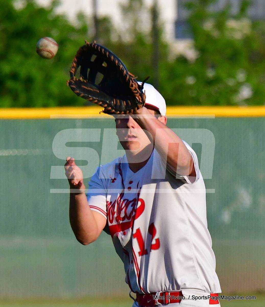 05-22 Gallery CIAC BASE; Wolcott vs. ST. Paul - NVL T. SF's - Photo # 391