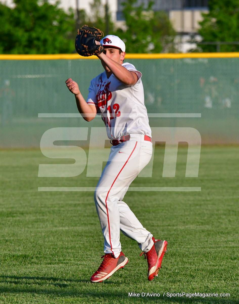 05-22 Gallery CIAC BASE; Wolcott vs. ST. Paul - NVL T. SF's - Photo # 392