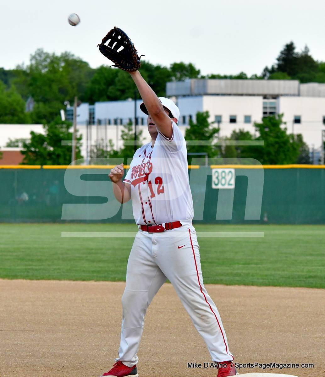 05-22 Gallery CIAC BASE; Wolcott vs. ST. Paul - NVL T. SF's - Photo # 536