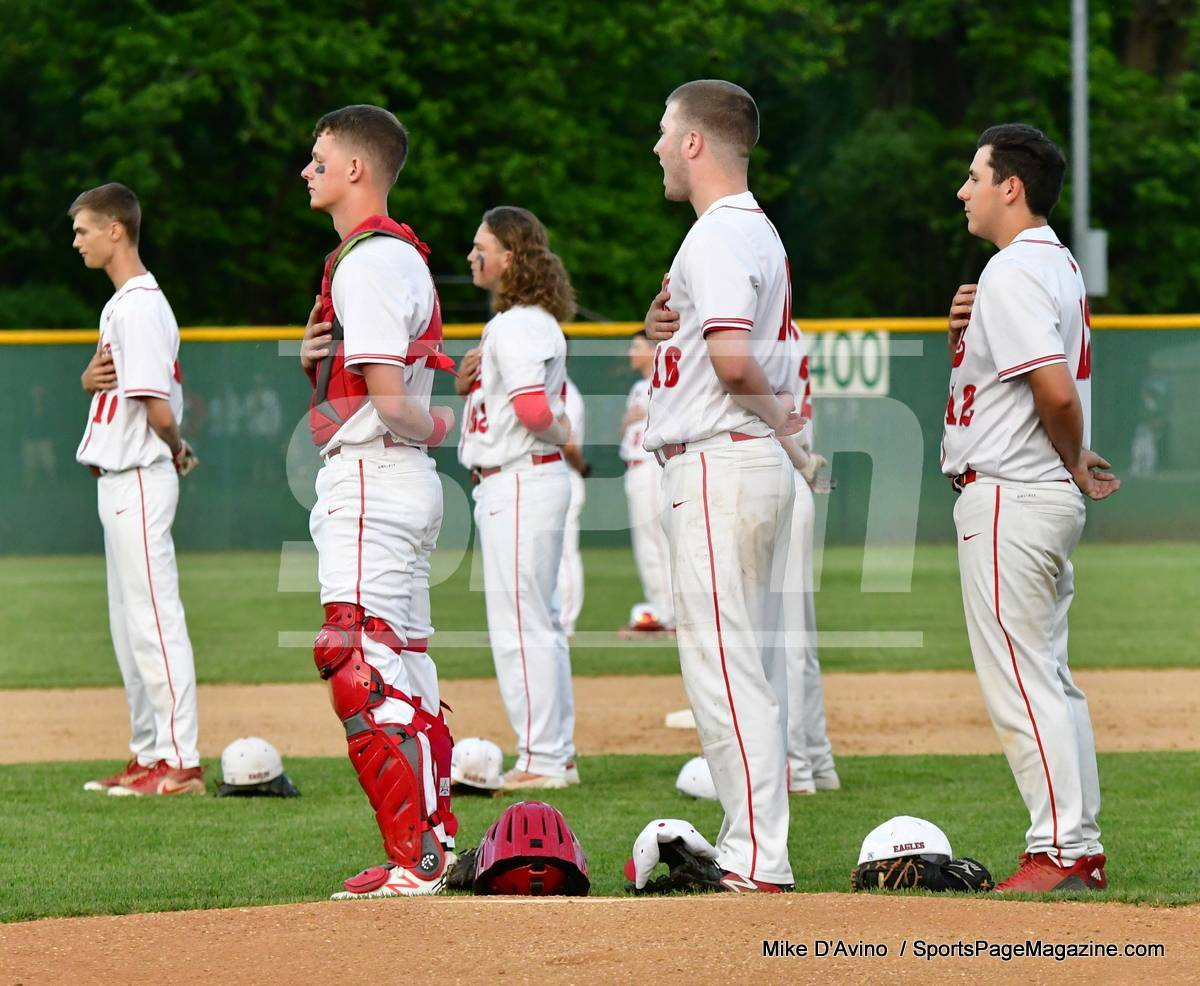 05-22 Gallery CIAC BASE; Wolcott vs. ST. Paul - NVL T. SF's - Photo # 776