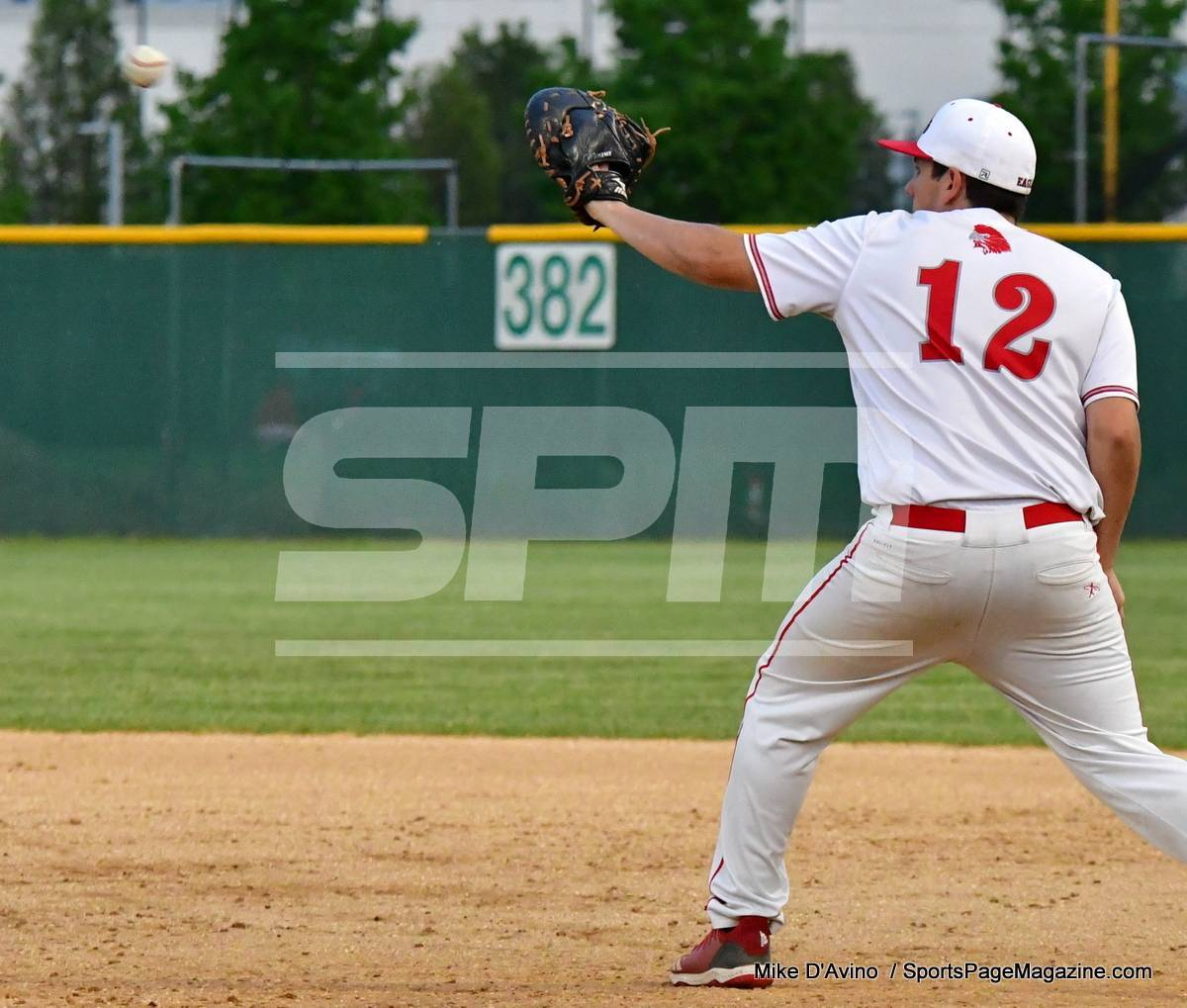 05-22 Gallery CIAC BASE; Wolcott vs. ST. Paul - NVL T. SF's - Photo # 900