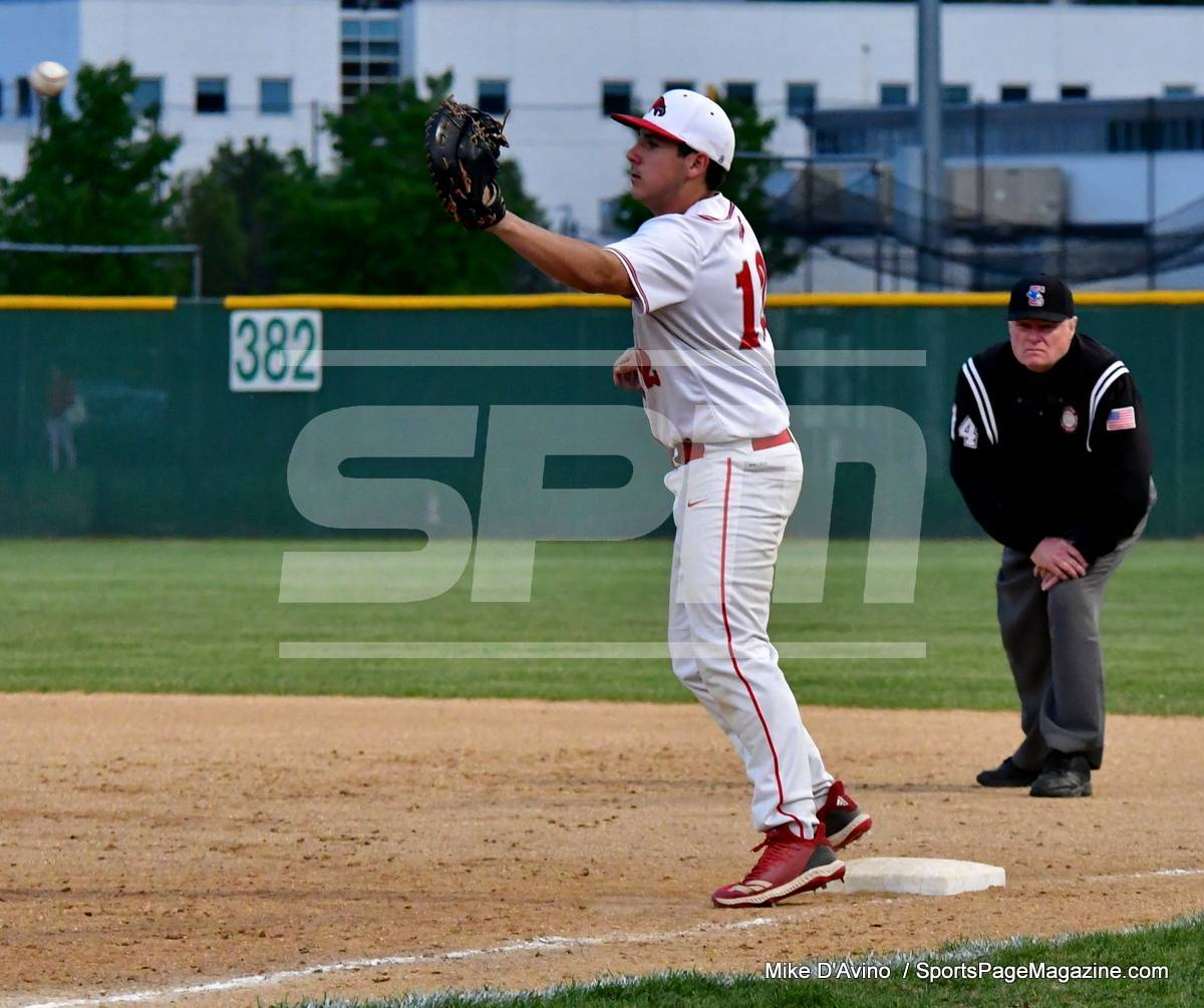 05-22 Gallery CIAC BASE; Wolcott vs. ST. Paul - NVL T. SF's - Photo # 916