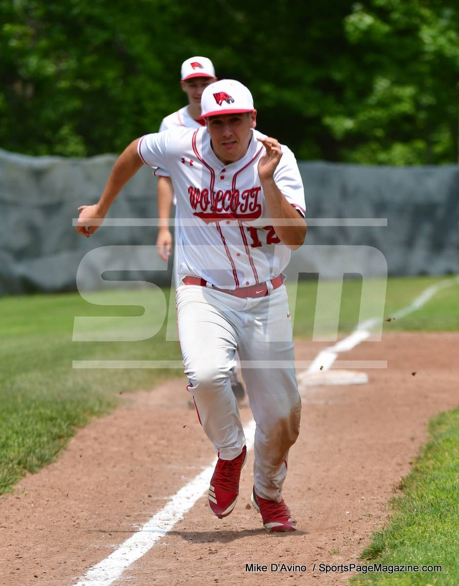 06-01 CIAC BASE; Wolcott 8 vs. Haddam-Killingworth 0 - Photo # 2740