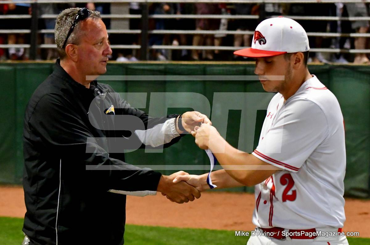 06-08 CIAC BASE; Class M Finals - Wolcott vs. St. Joseph - Photo # 2435