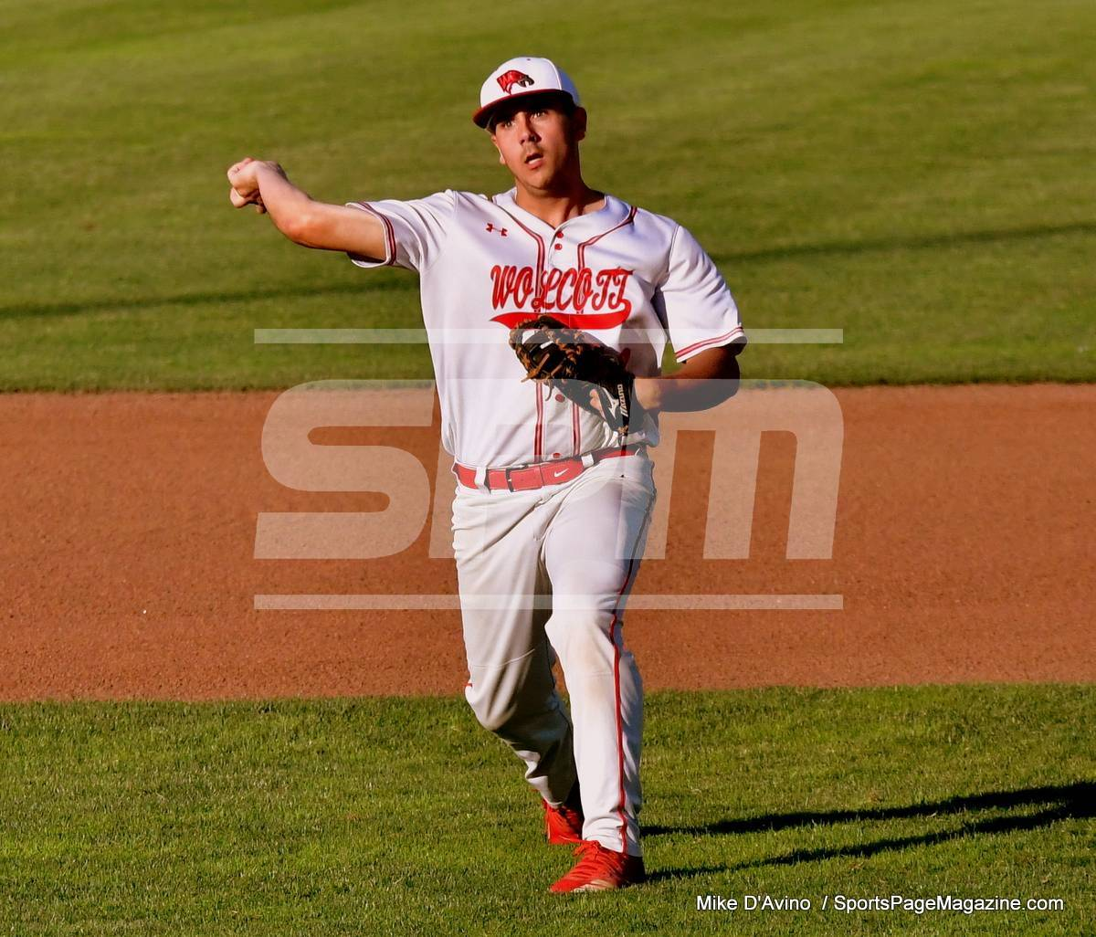 06-08 CIAC BASE; Class M Finals - Wolcott vs. St. Joseph - Photo # 369