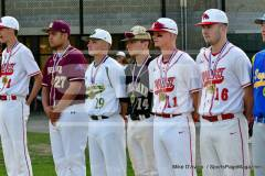 05-22 Gallery CIAC BASE; Wolcott vs. ST. Paul - NVL T. SF's - Photo # 254