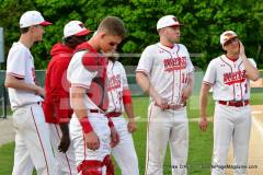 05-22 Gallery CIAC BASE; Wolcott vs. ST. Paul - NVL T. SF's - Photo # 720