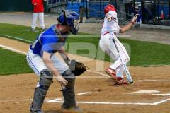 05-22 Gallery CIAC BASE; Wolcott vs. ST. Paul - NVL T. SF's - Photo # 873