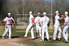 04-06 Gallery CIAC BASE; Wolcott vs. Woodland - Photo # 1164